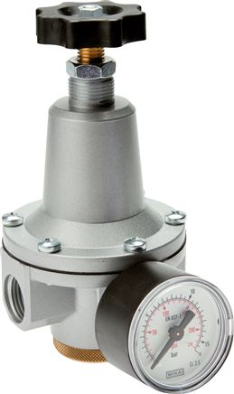 Pressure limiting valves
