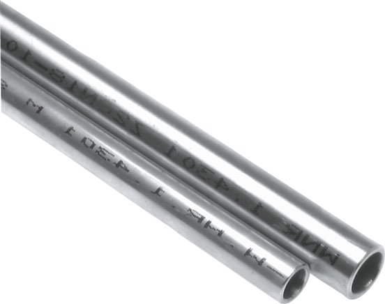 Stainless steel pipe lines - seamless, DIN EN ISO 1127