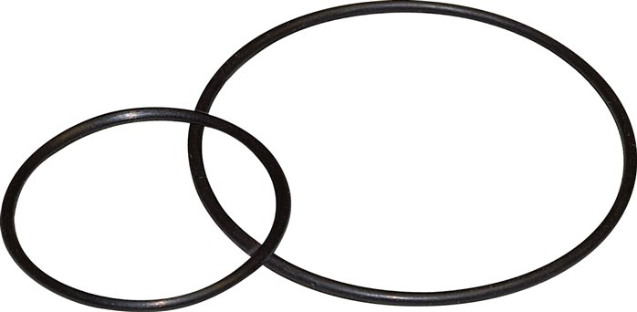 Replacement O-rings for container seal - Futura