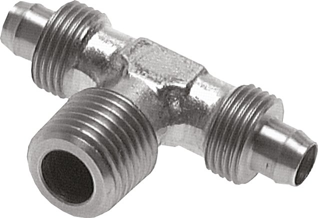 T-screw connections, conical thread, CK-ES